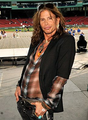 25 Things You Don't Know About Me: Steven Tyler - Us Weekly