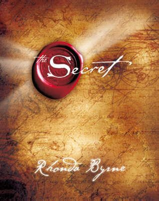 The Secret by Rhonda Byrne #motivation #books