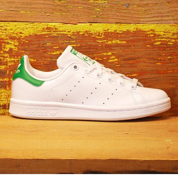 Stan Smith (M20324) White/Green - ShopOnTheEdge