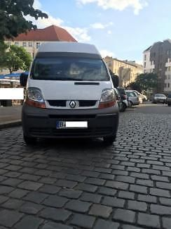 Renault Renault Trafic dci 100 6 Gang km 136936 bj... as Other in Schöneberg