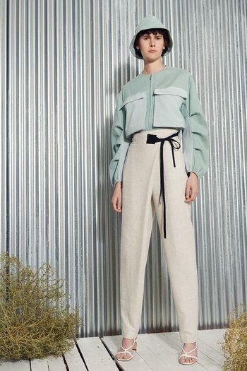 Rosetta Getty Spring 2019 Ready To Wear Fashion Show In 2019 2019