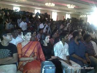 Ambikapathy(Raanjhanaa) Press Meet Gallery. Ambikapathy (Raanjhanaa) Movie Press meet held on 18th June 2013 at the Taj, Chennai. Ambikapathy is the tamil dubbed version of hindi Movie Raanjhanaa, Directed by Anand L Rai, Starring Dhanush and Sonam Kapoor and music by AR Rahman.