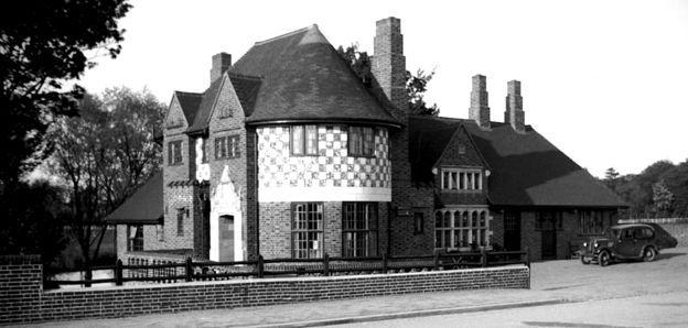 Gatehouse pub, Norwich