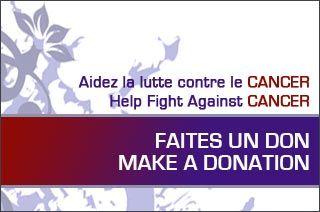 Nous désirons soutenir une cause qui nous tient à coeur: Combattre la maladie du cancer!  http://www.groupvaudreuil.com/combattre-cancer/Donnez-recherche-sur-le-Cancer   Votre appui est essentiel à la poursuite de notre mission: aider éradiquer le cancer.  Votre don fait une différence!      Le 15 Septembre, 2013, tous les dons + GroupVaudreuil dons seront offerts à un organisme local de recherche sur le Cancer.