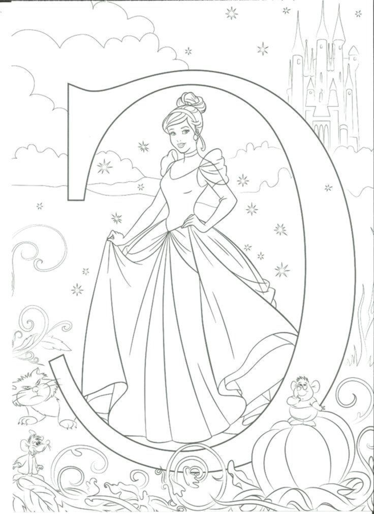 Most Up To Date Screen Coloring Sheets Disney Concepts It S No Solution That Color Training Cinderella Coloring Pages Disney Coloring Sheets Abc Coloring Pages