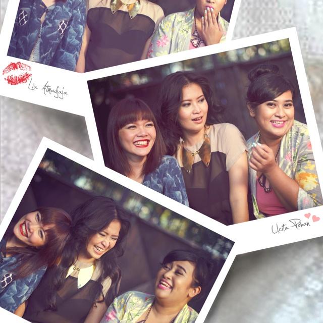 The Fab : Lia Atmadjaja, Mya Santosa & Ucita Pohan for Rosaphora