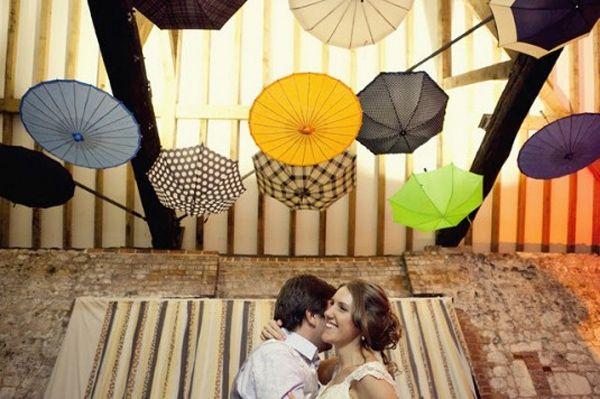 Decoração de casamento com guarda-chuvas? Você já pensou nisso? Esse é o tema de hoje aqui no Paraná Noivas! Os guarda-chuvas começaram a ser utlizados na decoração de ambientes depois da prefeitura de Águeda em Portugal ter a ideia de encher uma...