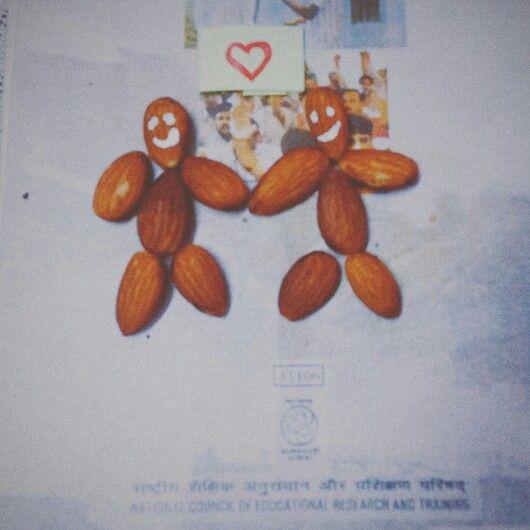 Almond Love!