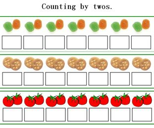 math worksheet : 115 best skip counting images on pinterest  skip counting  : Skip Counting By 2 Worksheets