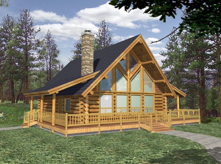 Simple Rustic House Plans 29 best log homes and rustic cabins images on pinterest | log