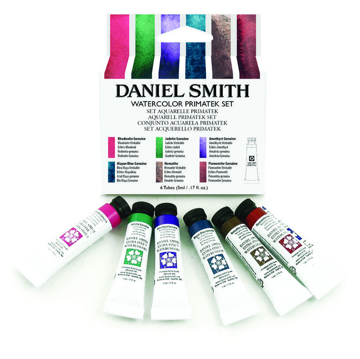 Watercolour sets by Daniel Smith and distributed by Premium Art Brands