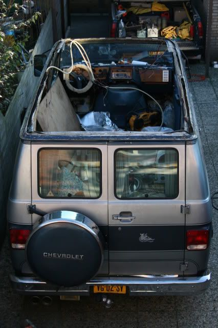 Restoring my 1990 Chevy Van G20 | Chevy van