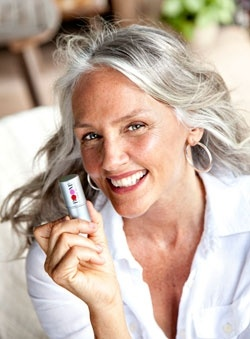 "Cindy Joseph, model, was discovered midlife.  More consumers are demanding that models look like them, and with the boomers coming ""of age,"" more mature women are appearing in ads. Hooray!"
