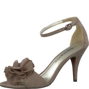 Tamaris-Schuhe-Sandalette-TAUPE-Art.:1-1-28315-20/341
