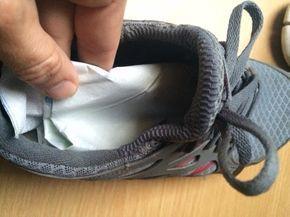 Domácí re-freš smradlavých bot   Home-Made.Cz