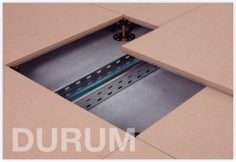 Pavimento técnico - DURUM @itcomindustrial