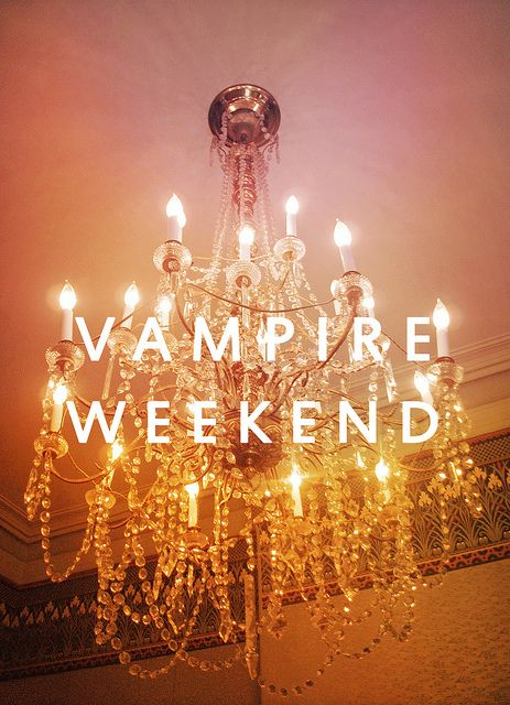 """""""Vampire Weekend,"""" self titled CD.  """"Contemporary music with ethnic beats ... this group is thoroughly enjoyable."""""""
