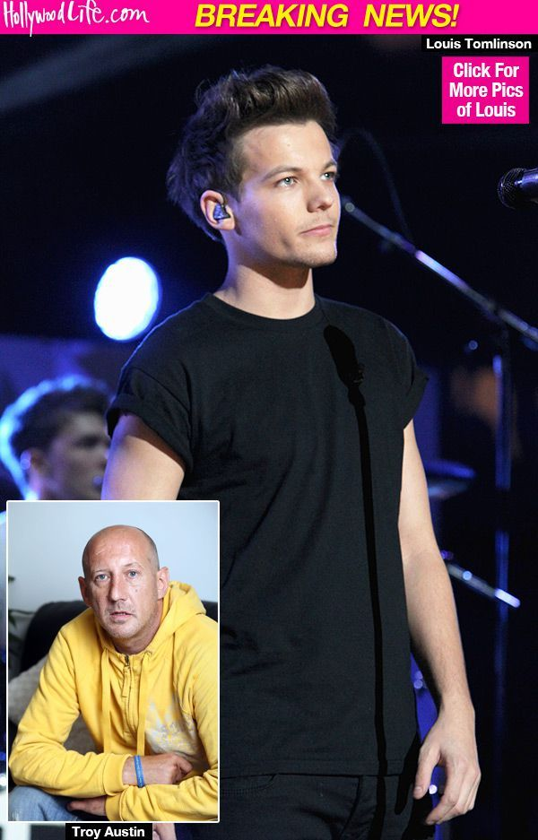 Louis Tomlinson's Father Arrested After Attempting To Commit Suicide – Report
