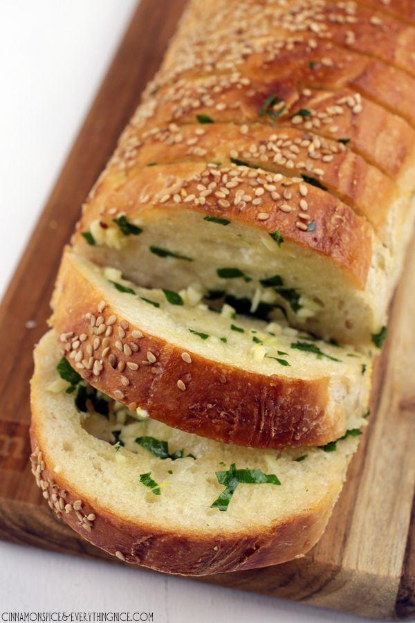 parmesan garlic bread breads muffins dough bread muffins rolls breads ...