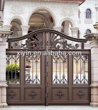 House Gate Designs/aluminum garden gates