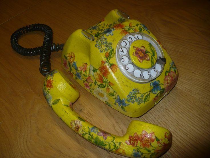 telefon deco