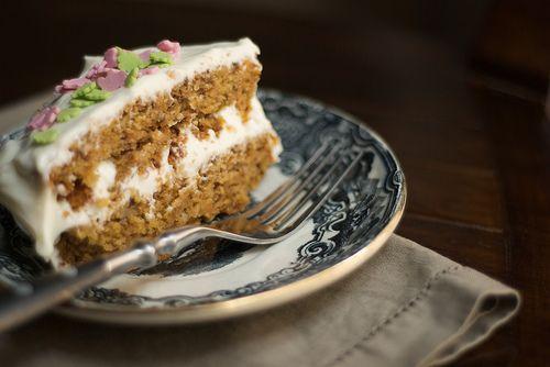 Pastel de Zanahoria - La Receta de Cris