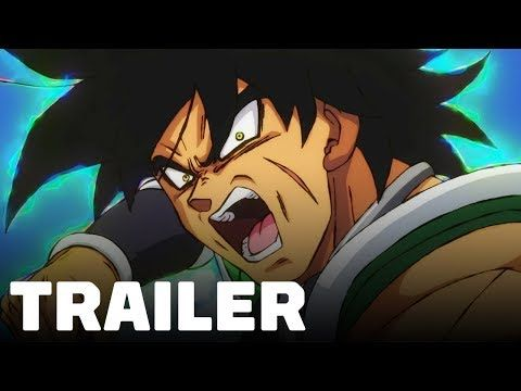 Dragon Ball Super Broly Movie Trailer 2 English Dub Reveal Exclusive Nycc 2018 Youtube