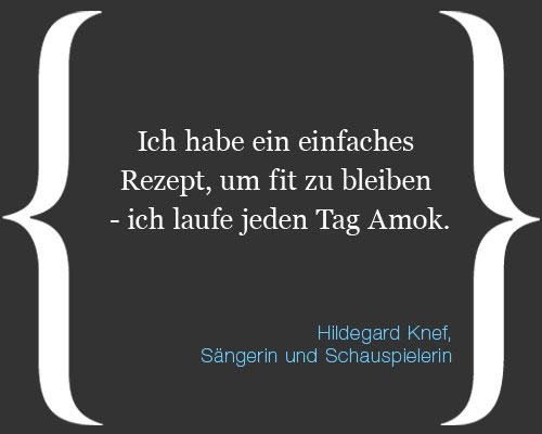 Zitat von Hildegard Knef