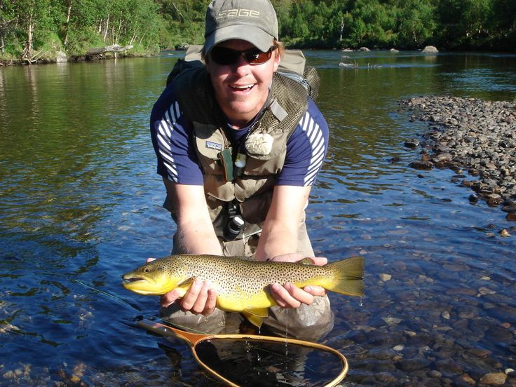 Norway is a paradise for outdoor experiences, there are many rivers, streams and…