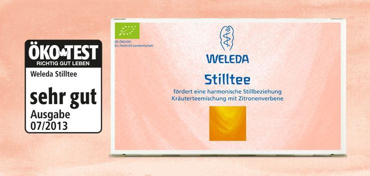 Stilltee - Weleda