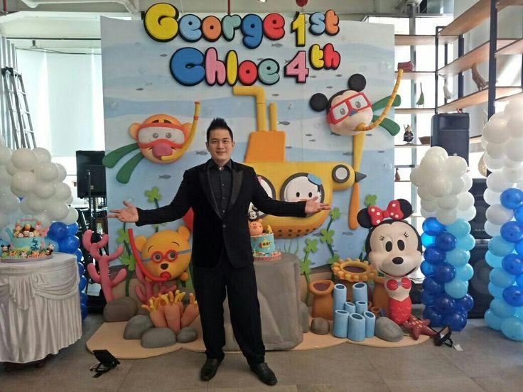 Mister Gandhi Magic Show at Lippo Mall Puri & Bintaro Jaya....  www.gandhimagician.com