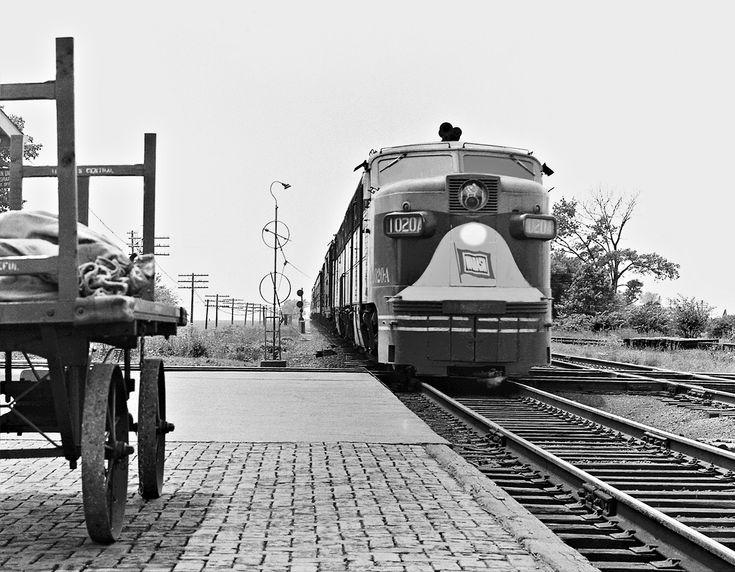 E A B C C A Diesel Locomotive Steam Locomotive