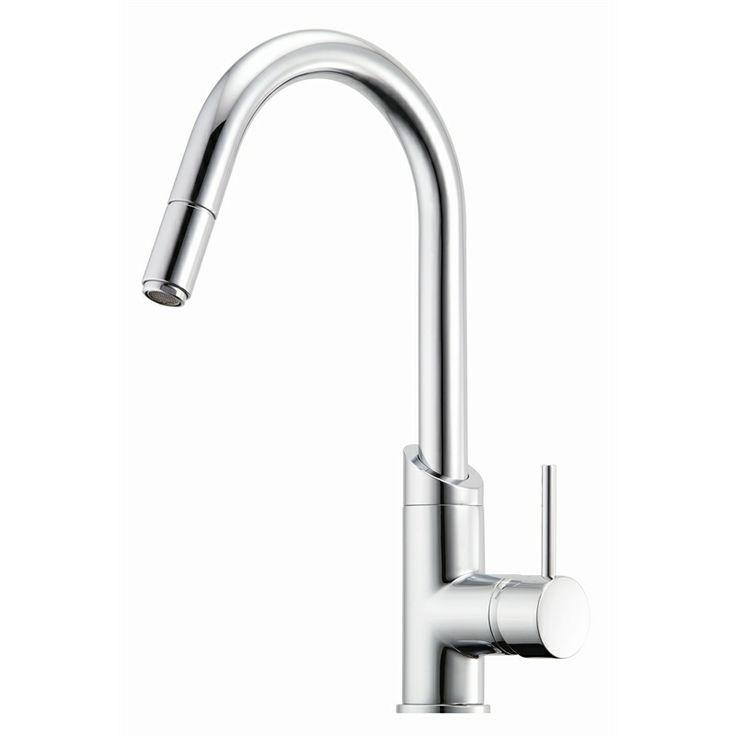 Methven WELS 4 Star 7.5L/Minute Minimalist Goose Neck Sink Mixer - $245 at Bourne