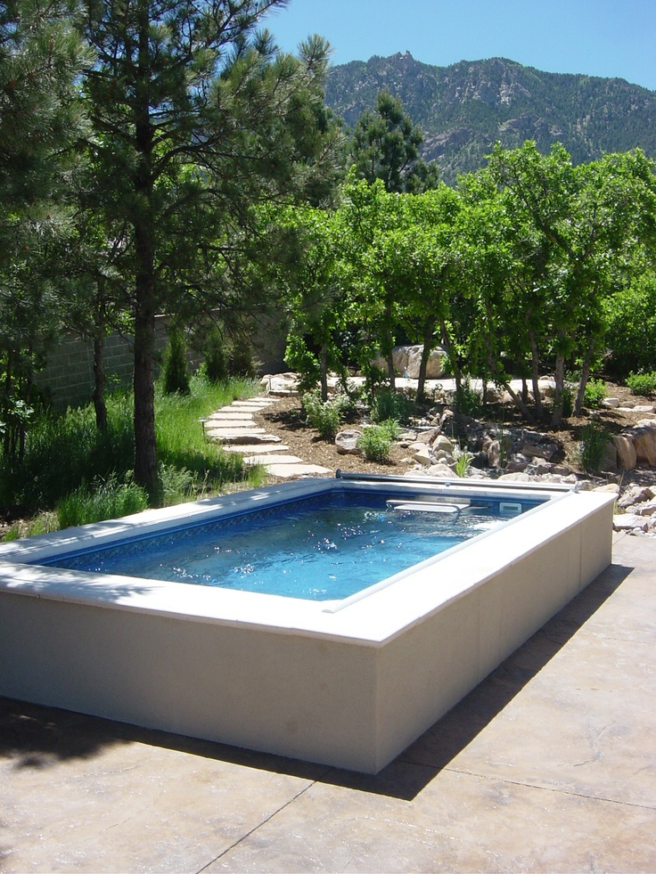 8 best POOL images on Pinterest | Endless pools, Infinity ...