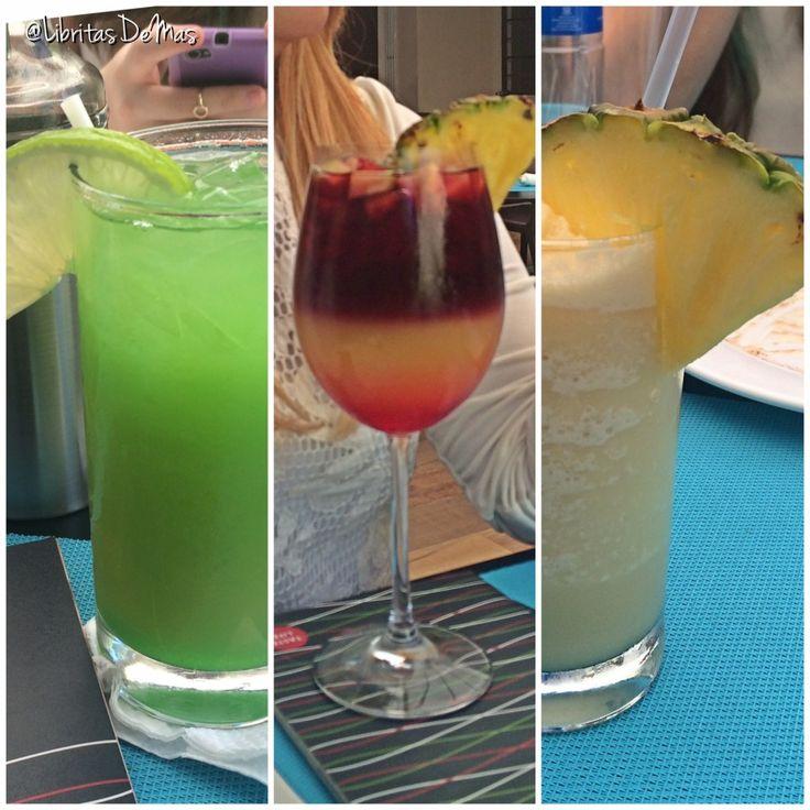 Next Stop en el #TourGastronomico con Latin City Pass: Sr. Tenedor | Libritas de Más by SuperDritz Restaurantes, El Salvador, Food Blog, Sangria, The Grinch, Piña Colada