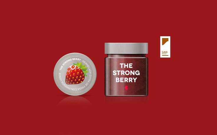The strong berry Pin Pam Plum