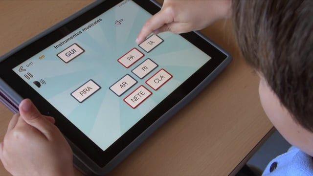 El Peixet School - iPad Class