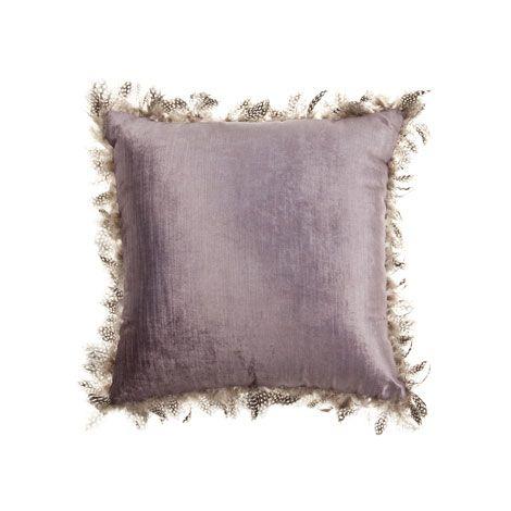 Feathers Cushion | ZARA HOME Sverige / Sweden 259 kr