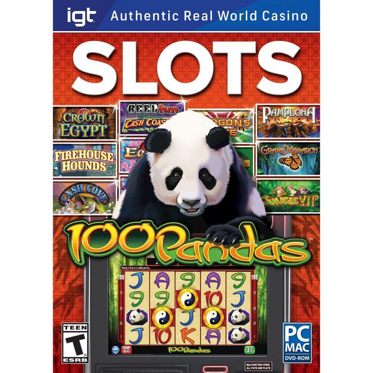 Igt Slots: 100 Pandas PC Games