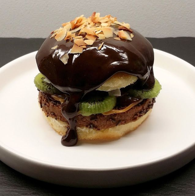 Klidmoster.dk: Bøfsandwich - som dessert...