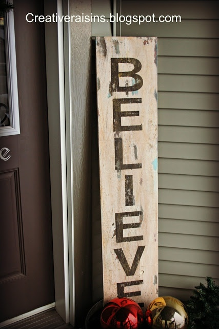 Believe Signs Decor Simple 109 Best Just Gimme Some Kinda Sign Images On Pinterest  Funny Design Ideas