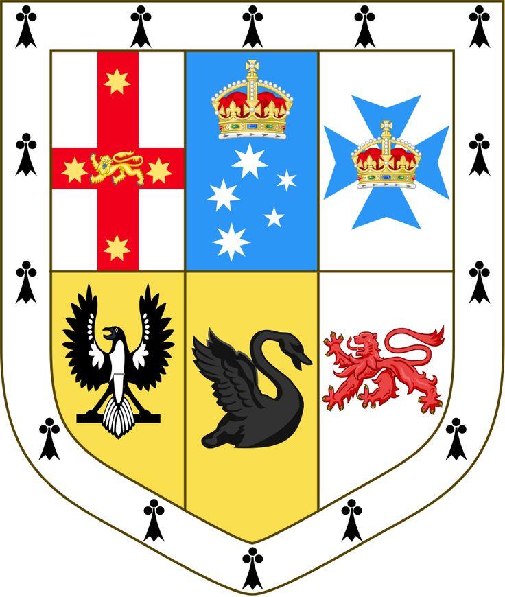 australian coat of arms - Google Search