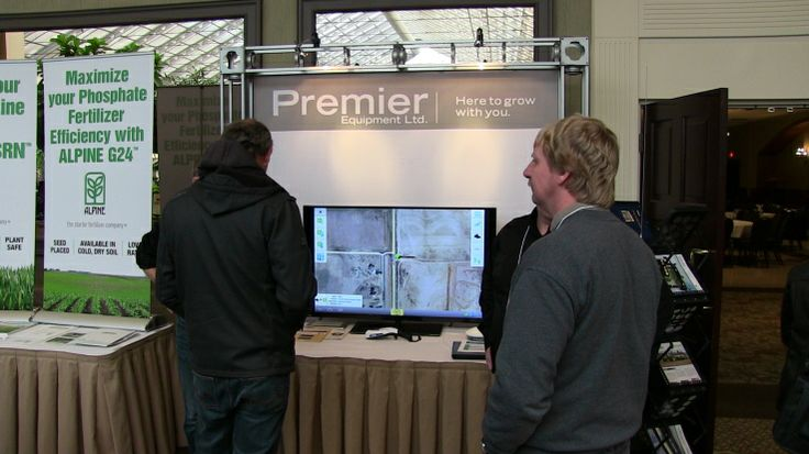Premier Equipment Ltd. at the Precision Agriculture Conference 2014