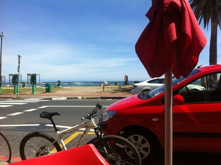Vide E Caffe in Camps Bay, Western Cape #vidacoffeerides