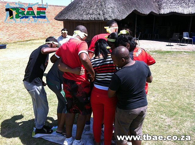 Vector Logistics Wacky, Wet, Weird and Wonderful Team Building Cape Town #VectorLogistics #TeamBuilding #TBAE