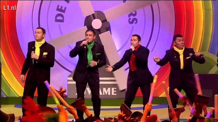 Finale LVK 2013: Men in Pek - Eh ? ...Lalala