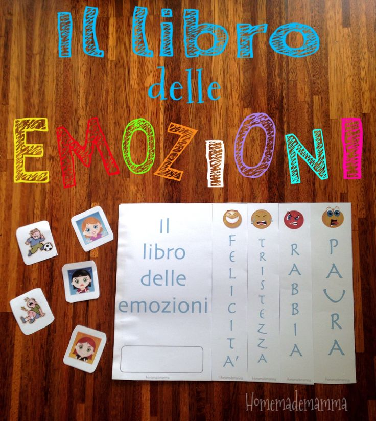 Parlare di emozioni non è sempre facile, non solo per i bambini. Sono sempre in cerca di nuove idee e attività per ampliare la raccolta di materiali che avevo creato in passato. Questa volta stavo ...