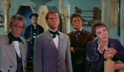 Master of the World (1961) Master of the World (1961) Henry Hull (Prudent), David Frankham (Philip Evens), Charles Bronson (John Strock), Mary Webster (Dorothy Prudent), and in the background Wally Campo (Turner).