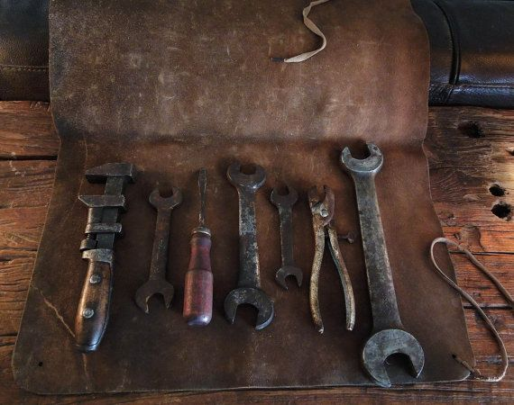 Vintage Motorcycle Tools 94