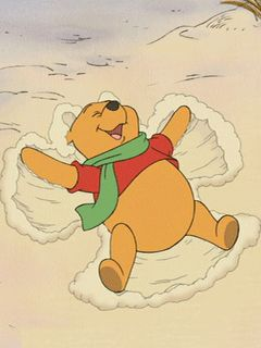 Animated Screensavers - Winnie The Pooh 12